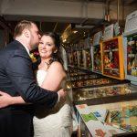Weddings at Silverball Museum, Asbury Park, NJ
