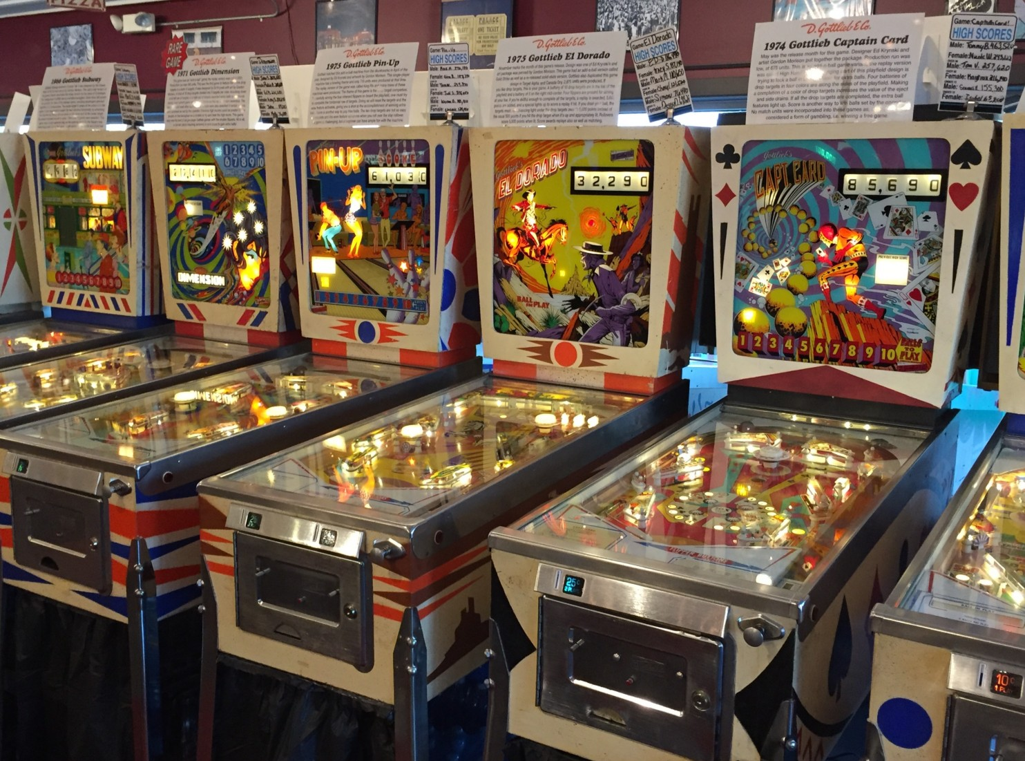 Attention, Pinball Wizards: There's A Museum In New Jersey