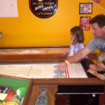 Playing Arcade Games at Silverball Museum Delray Beach FL