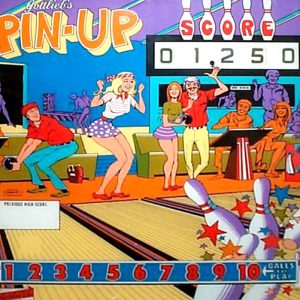 Pin-Up Gottlieb Pinball